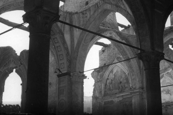 Architektonische Meisterwerke Italiens – damals und heute