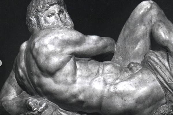 Hinter dem Rücken Michelangelos – Meisterwerke neu gesehen