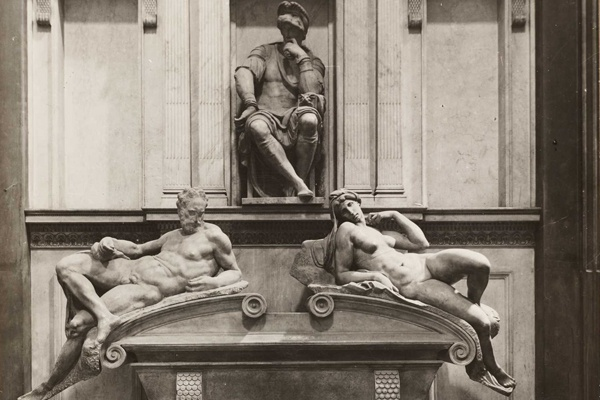 Michelangelo Masterpieces in a new perspective