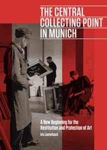 """The Central Collecting Point in Munich"" von Iris Lauterbach für die Richard Schlagman Art Book Awards 2019 nominiert"