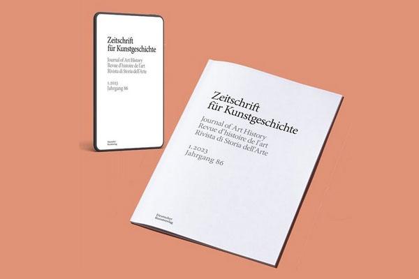 Frisch erschienen: Zeitschrift für Kunstgeschichte 84, 2021, Heft 3