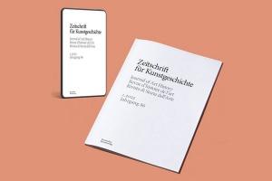 Neu: Zeitschrift für Kunstgeschichte 84, 2021, Heft 1