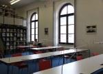 """Bibliothek: neuer Lese-/Magazinbereich eröffnet (""""Studienzentrum zur Moderne"""")"""