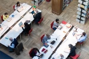 Bibliothek // Schließung des großen Lesesaals am 17.06.2021
