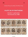 """Buchneuerscheinung: """"Platz da im Pantheon! Künstler in gedruckten Porträtserien bis 1800"""""""