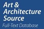 Datenbank 'Art & Architecture Source' (EBSCO) jetzt im ZI zugänglich