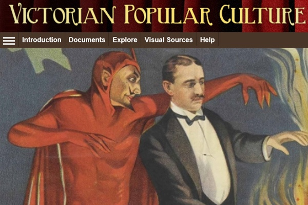 "Datenbank ""Victorian Popular Culture"" im ZI zugänglich"