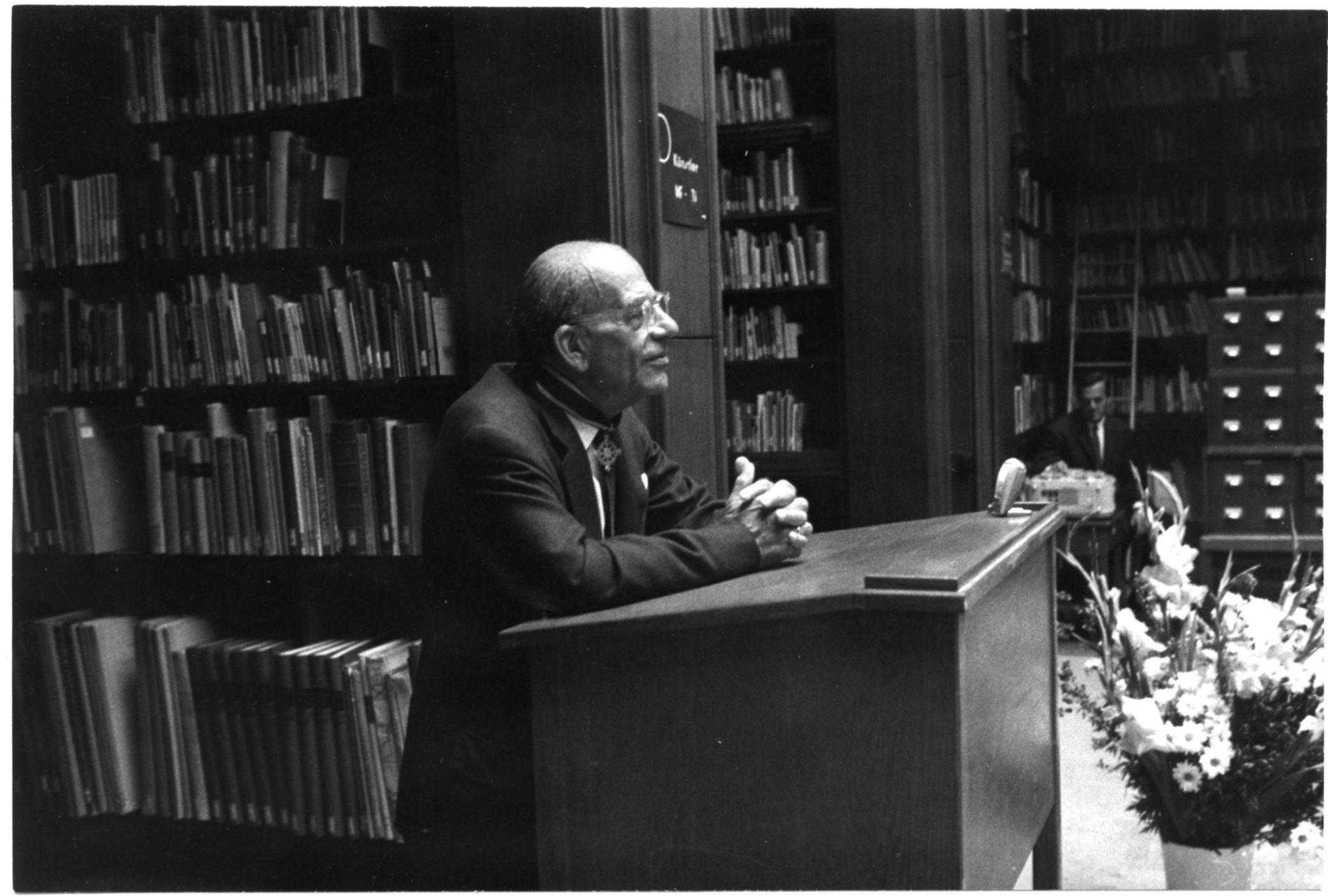 Erwin Panofsky und das Zentralinstitut