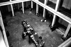 Neuer ZI-Film online: Der Central Collecting Point in München, 1945-1949