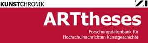 Forschungsdatenbank ARTtheses mit neuen Daten und Funktionen freigeschaltet