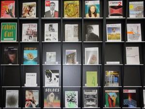 Studienzentrum zur Moderne - Zeitschriftenauslage