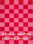 """Neu: """"Mies und mehr … . Transferprozesse in Architektur und Wohnkultur der 1920er und 1930er Jahre"""", RIHA Journal 0184-0188"""