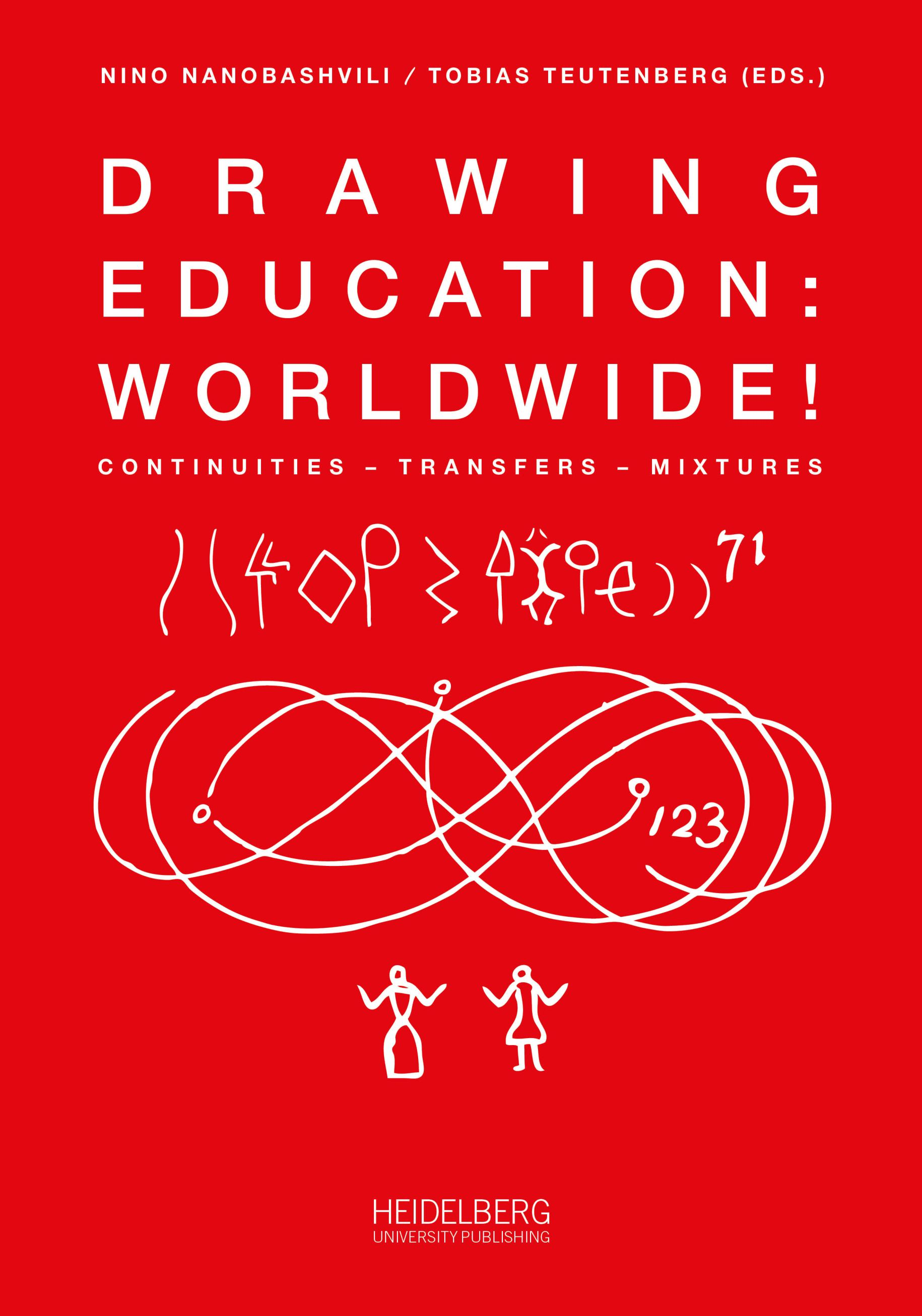 Neuerscheinung: Drawing Education – Worldwide!