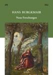 Neuerscheinung: Hans Burgkmair – Neue Forschungen