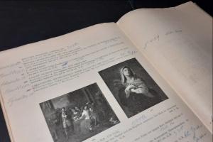 Provenienzforschung: 187 annotierte Auktionskataloge der Kunsthandlung Hugo Helbing wurden dem ZI überlassen