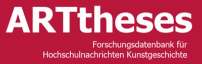 Relaunch der Forschungsdatenbank ARTtheses