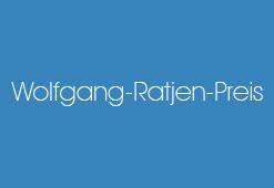 Wolfgang-Ratjen-Preis 2018