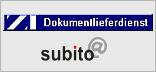 ZI-Dokumentlieferdienst kooperiert seit April 2019 mit subito