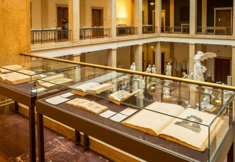Ausstellung: one, two, three. Amerikanische Kunst in München, 1960 bis 1980