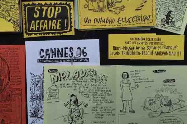 Ausstellung Graphzines und Comix: Neuerwerbungen der ZI-Bibliothek