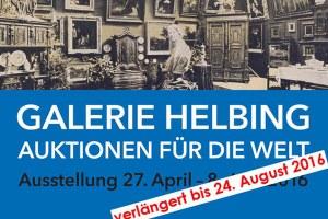 Ausstellung // Galerie Helbing - Auktionen für die Welt