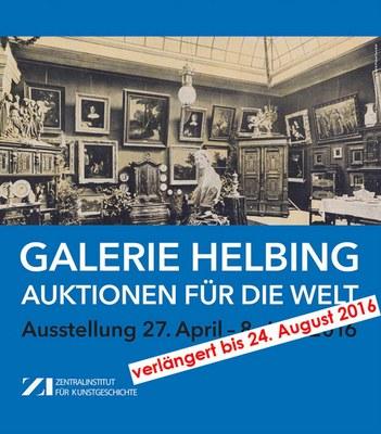 Ausstellung Helbing - verlängert