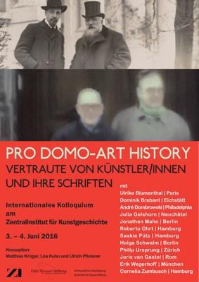 Pro Domo Plakat