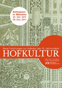 Kolloquium: Hofkultur