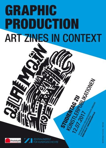 Studientag Art Zines in Context