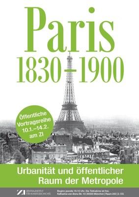 Paris_ 1830-1900_Plakat