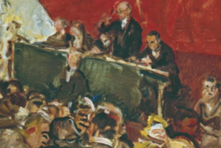 "The Hugo Helbing Lecture 2018 // Meike Hopp: Paris – Berlin – München. Die Kunsthandlung als ""Bauaufgabe"" um 1900"