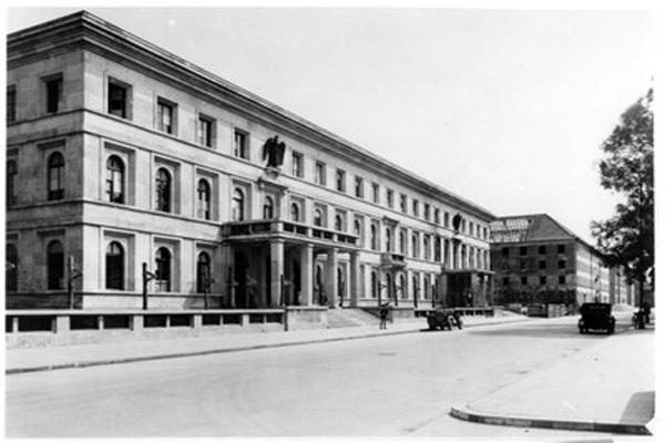 Führung // NSDAP-Parteizentrum