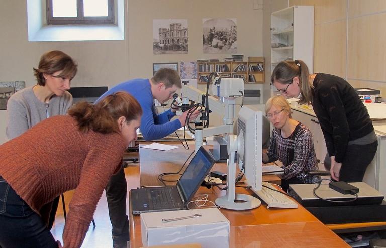 Workshop: Das Boethius Diptychon – Kunstgeschichte und Kunsttechnologie