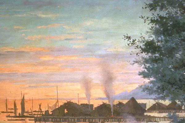 Online-Festvortrag Willibald-Sauerländer-Preis 2020 // Hans-Christian Hönes: Kunstgeographie und Klimawandel im 19. Jahrhundert