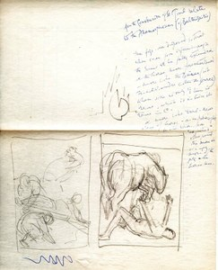 Workshop // Drawing as Epistemic Tool in the Practice of Art History