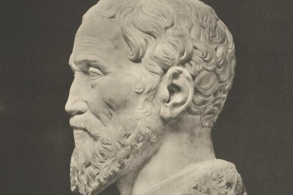 """Online-Vortrag // Joseph Imorde: """"Die Porträtdarstellungen des Michelangelo"""" von Ernst Steinmann und ihr Kontext"""