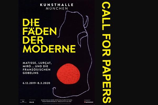 """Studientag: """"Die Fäden der Moderne. Matisse, Lurçat, Miró... und die französischen Gobelins"""""""