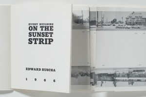Online-Vortrag // Michael Diers: URBANOTOPIA. On Word and Image and Some Political Aspects in Ed Ruscha's Every Building on the Sunset Strip (1966)