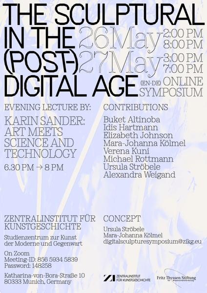 Das Skulputrale im (post)digitalen
