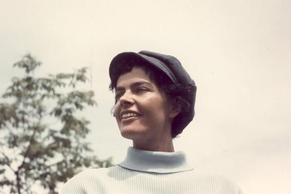 Jutta Held, Kingston, 1971