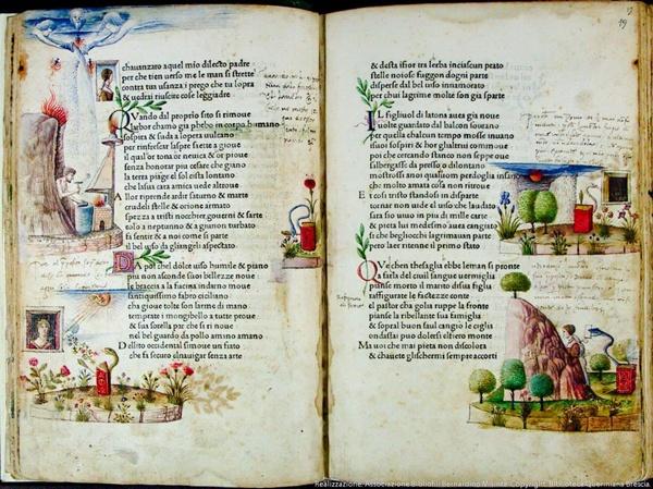 Kolloquium_Gamberini_Brescia, Biblioteca Civica Queriniana, INC. GV 15, cc. 18v-19r