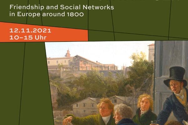 Kolloquium // Bertel Thorvaldsen: Friendship and Social Networks in Europe around 1800