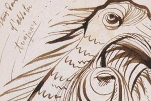 Online-Festvortrag Wolfgang-Ratjen-Preis 2021 // Johannes Grave: Darstellung des Absoluten? Théophile Bra und seine Erkundungen an den Grenzen von Zeichnung und Schrift