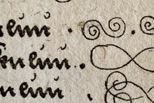 Online-Kolloquium // Schrift und Linie um 1500