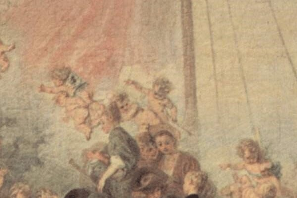 Online | Panofsky Lecture 2021 // Charlotte Guichard: Colonial Watteau - Picturing Visions of Empire in Regency France