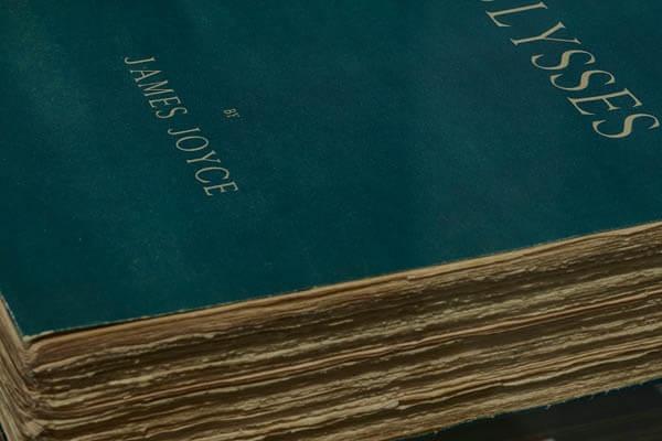 """Online-Vortrag // Mechthild Haas: Beuys verlängert Joyce's """"Ulysses"""" – Zeichnung zwischen Animalität und Anpassung"""