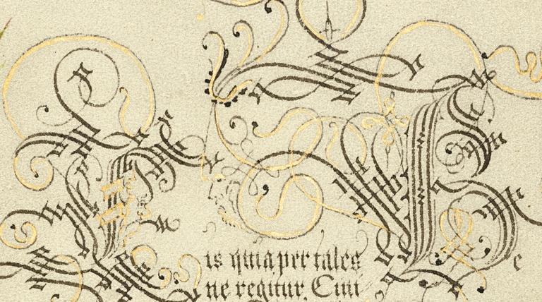 Online-Workshop // Kirsten Burke: Johann Neudörffer and the Writing Masters of Renaissance Germany