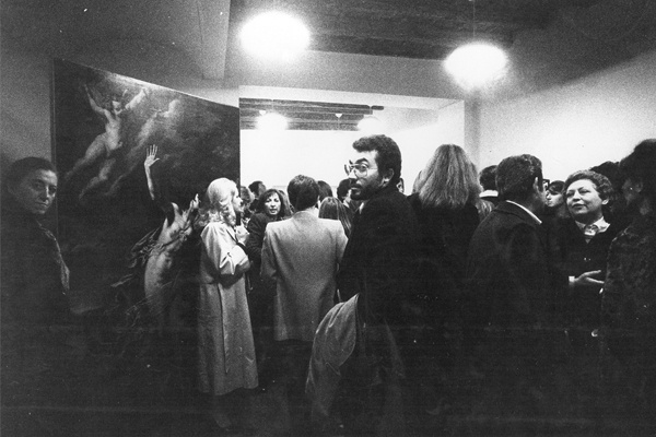 Workshop // Maria Bremer: Questioning Art History. On the metahistorical use of exhibitions in 1970s feminism