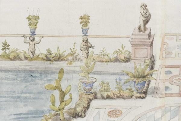 Kolloquium // Aspekte deutscher Gartenkunst der Frühen Neuzeit (ca. 1550 bis 1640)