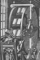 Agostino Ramelli: Le diverse et artificiose macchine, Paris 1588 (Ausschnitt)